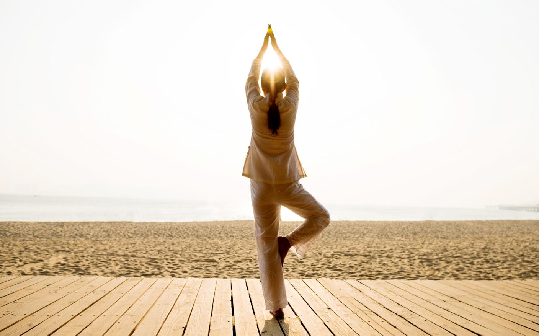 Vrikshasana - Yoga Aktuell