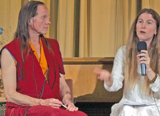 Geshe Michael Roach & Christie McNally