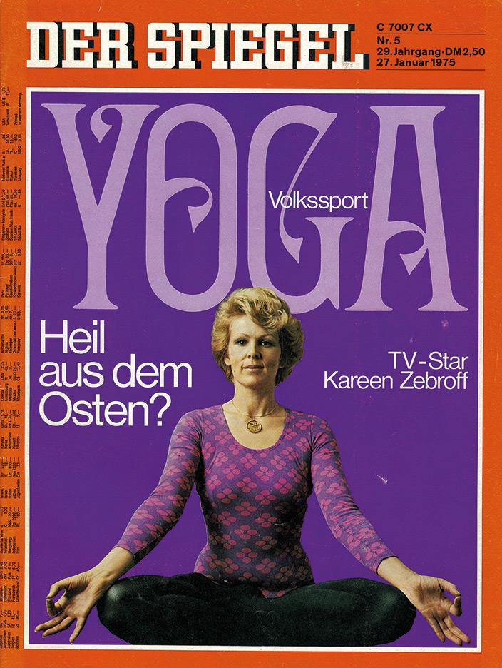 Yoga verzerrt im spiegel yoga aktuell for Spiegel aktuell