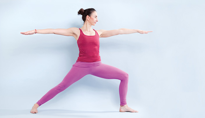 Anatomie-Serie Teil 4: Füße, Knie & Beinachse - Yoga Aktuell