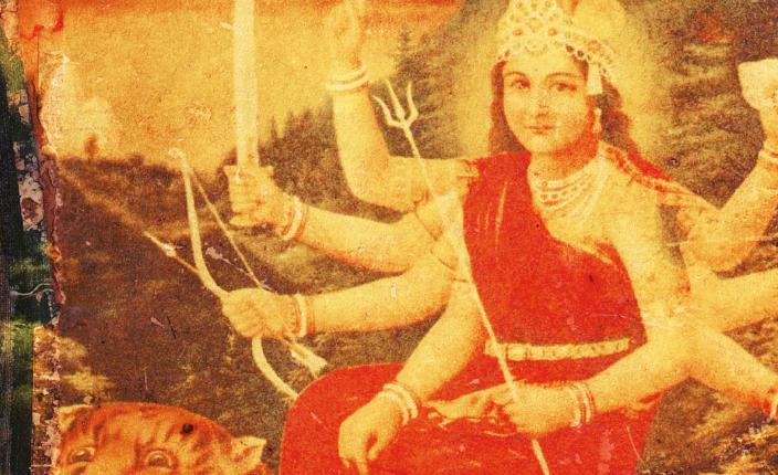 Indische Göttinnen Yoga Aktuell