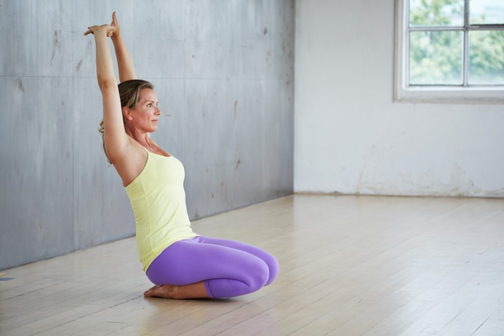 2. Ankle Stretch