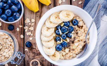Superfoods-Frühstück