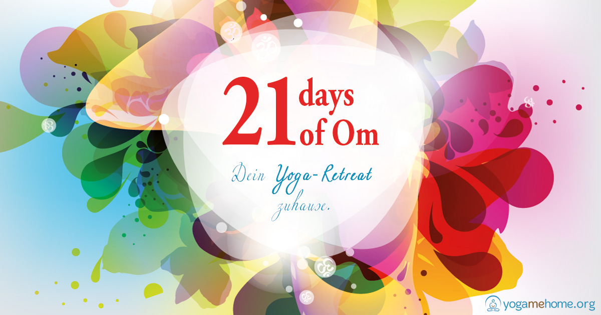 21 Days of Om