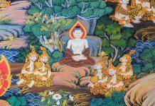 Thai-Wandmalerei