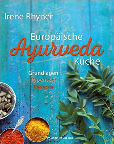 Buch Europäische Ayurveda-Küche