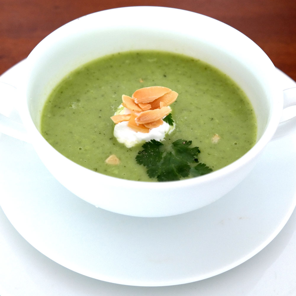 Broccolicreme-Suppe