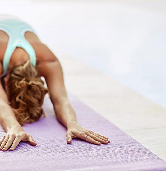 Yoga Kindhaltung