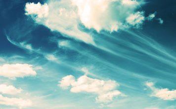 Wolken, Luft