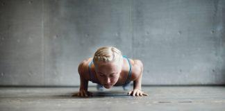 Yoga Chaturanga Dandasana