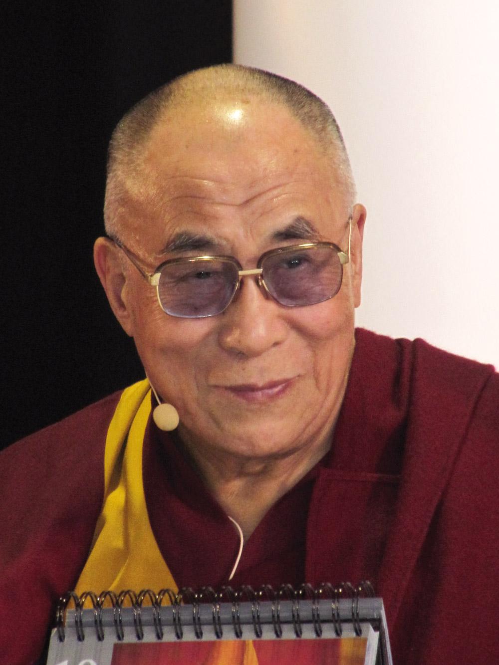 Tenzin Gyatso, XIV. Dalai Lama