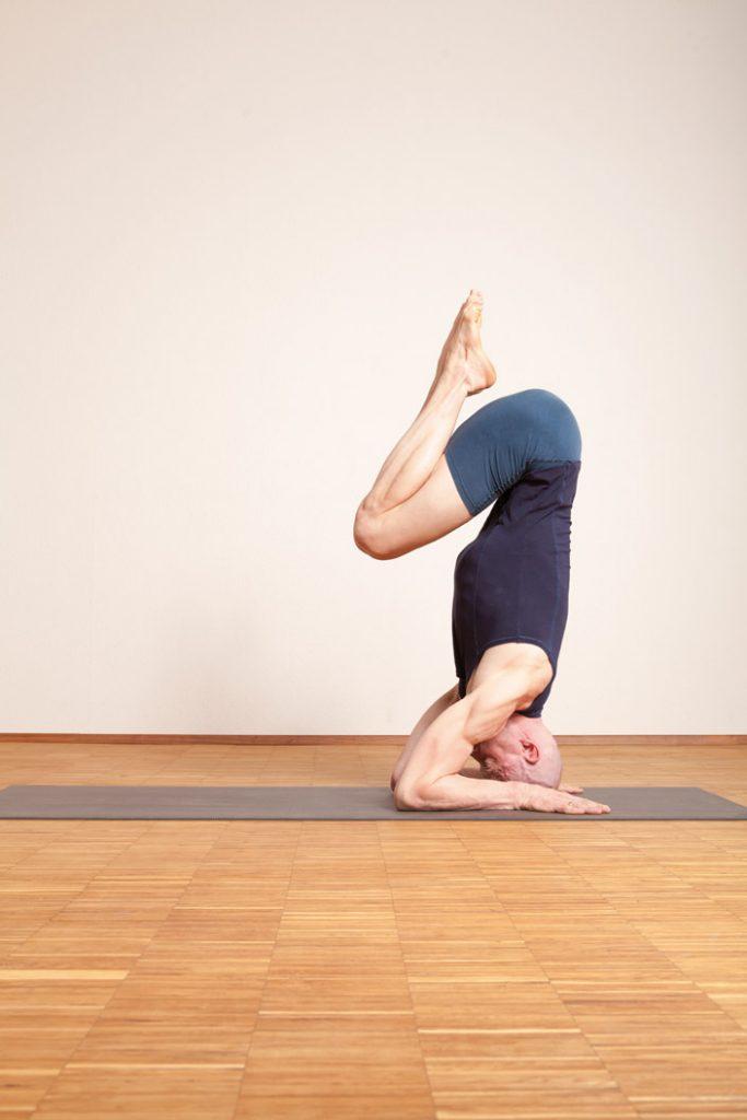 3. Lern zu balancieren