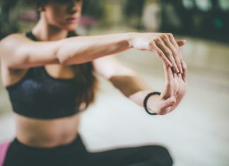 Yoga für die Hände