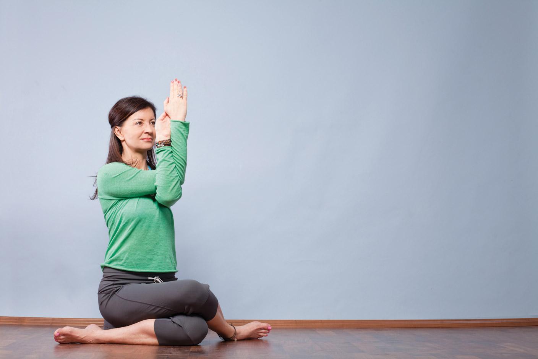 Schulter-Nacken-Workshop - Yoga Aktuell