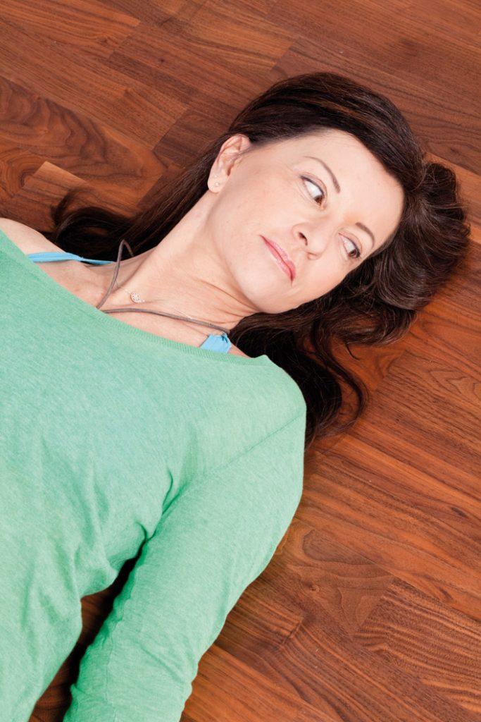 5. Augenübungen für mehr Freiheit im Nacken