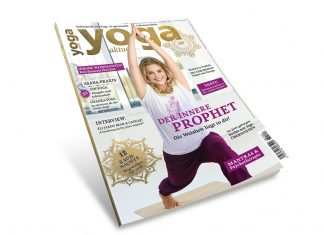 Cover YOGA AKTUELL 107