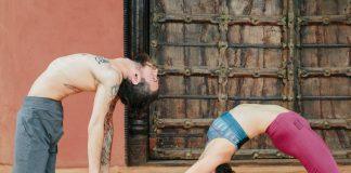 Yoga Asana Kamel