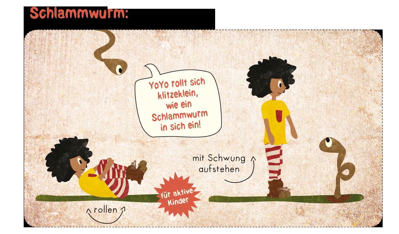 Schlammwurm
