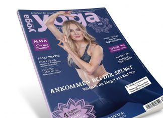YOGA AKTUELL 108 Cover
