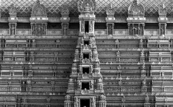 Indischer Tempel