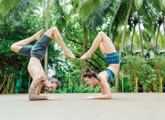 Yoga Rückbeugen