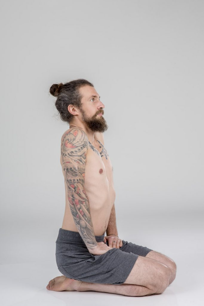 1a) Schultern mobilisieren