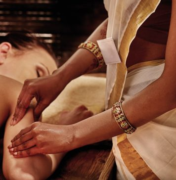 Ayurveda-Behandlung