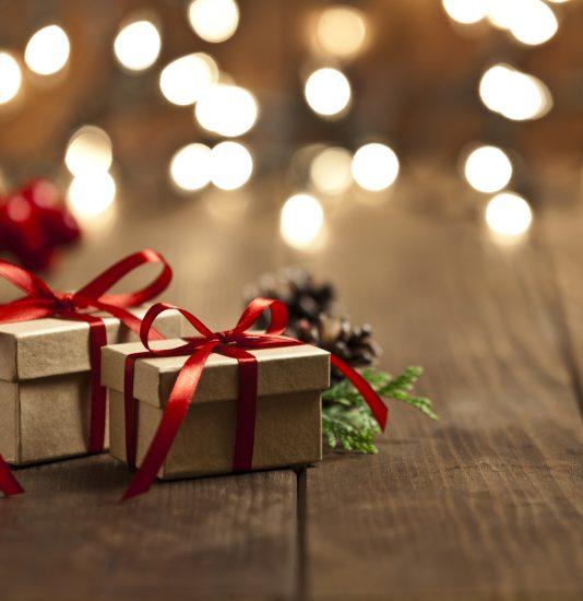 Yogische Geschenke für Weihnachten