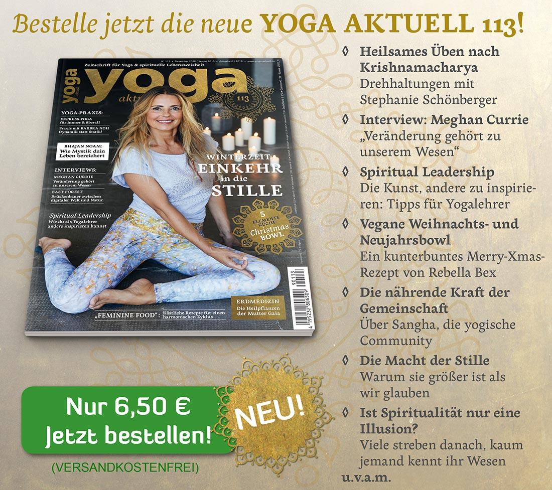 Ansprechend Yoga Zeitschrift Galerie Von Schliessen