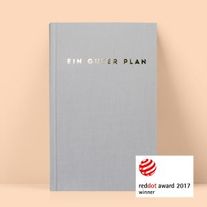 Journal für einen guten Plan