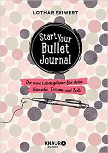 Start your Bullet Journal today!