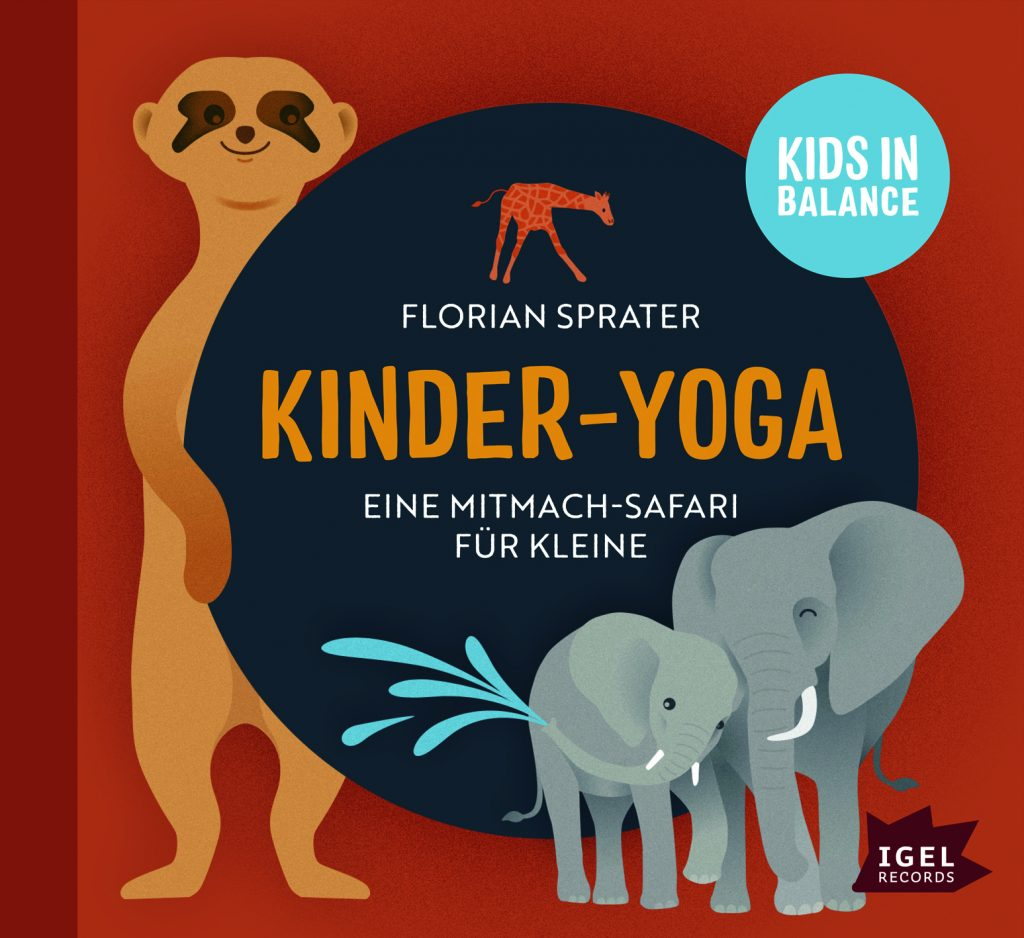 Govinda Kinder-Yoga-CD