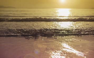 Sonnenaufgang Strand