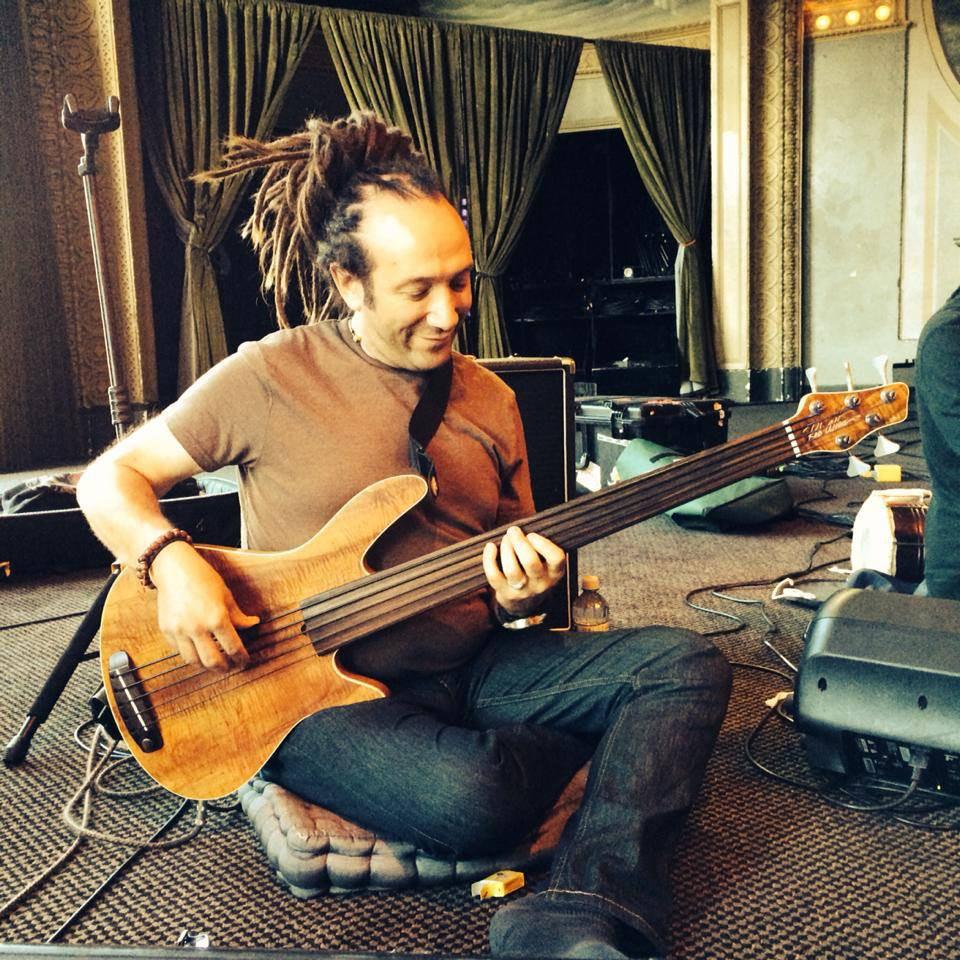 KD Tour Bassist