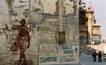 Gandhi Graffiti