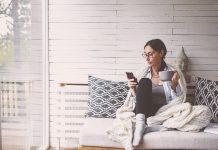 achtsamer Social-Media-Konsum